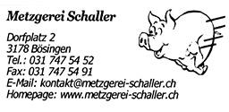 Metzgerei Schaller