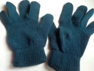 alte Handschuhe